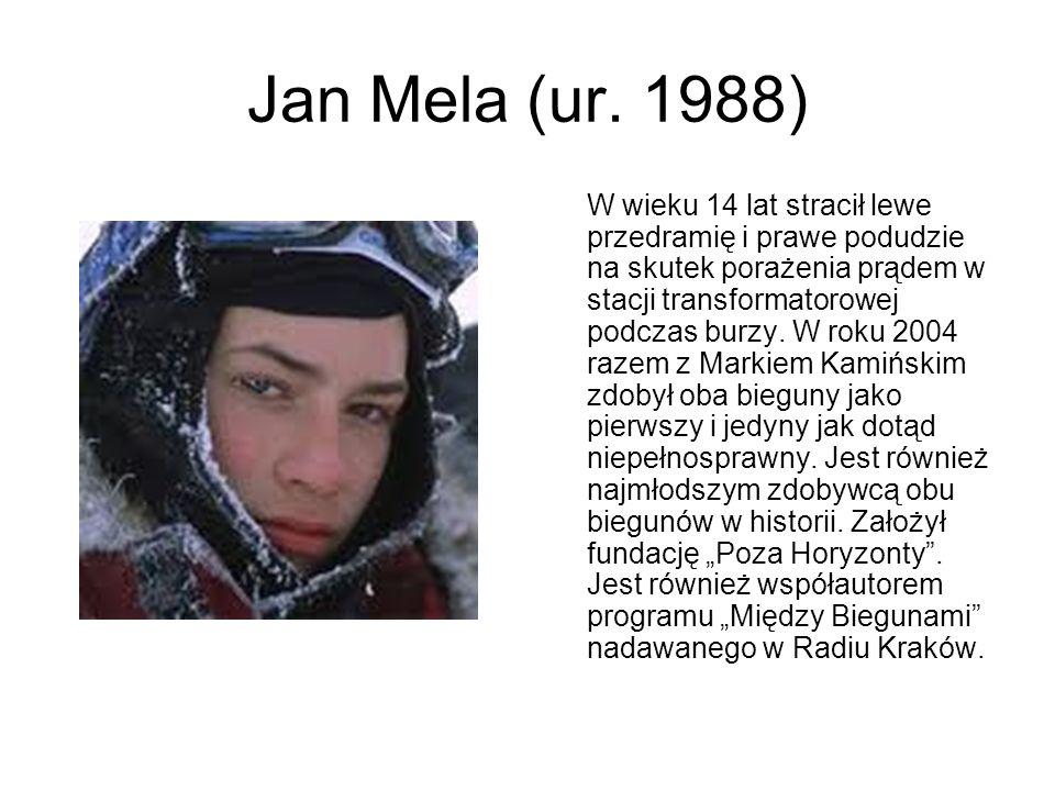 Jan Mela (ur. 1988)