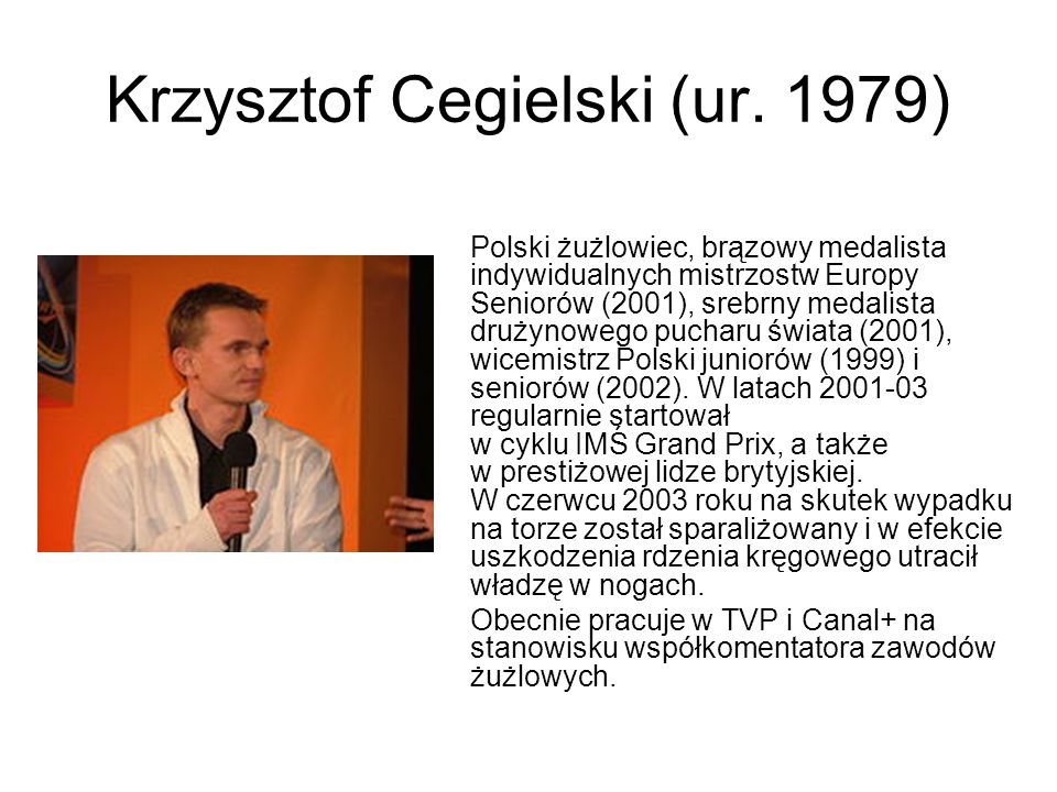 Krzysztof Cegielski (ur. 1979)