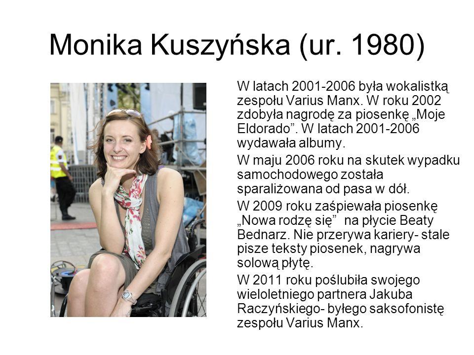 Monika Kuszyńska (ur. 1980)