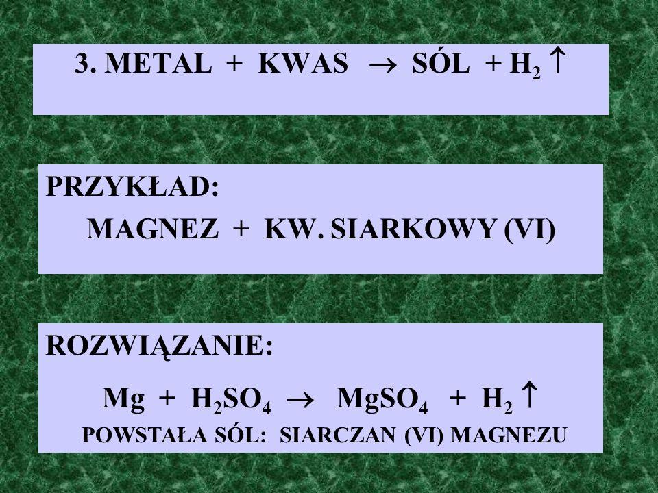 MAGNEZ + KW. SIARKOWY (VI)