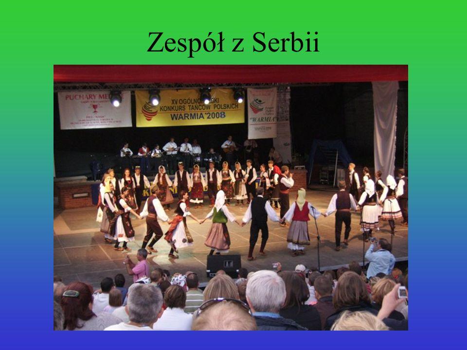 Zespół z Serbii