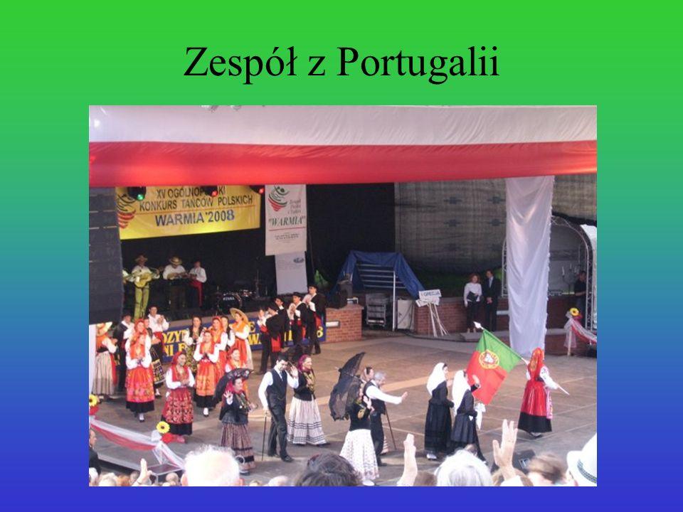 Zespół z Portugalii