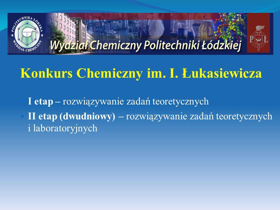 Konkurs Chemiczny im. I. Łukasiewicza