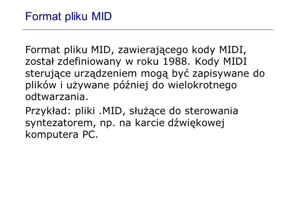 Format pliku MID