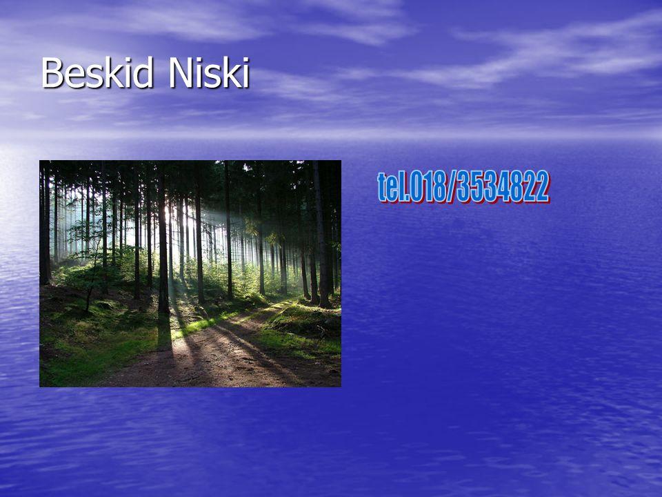 Beskid Niski tel.018/3534822