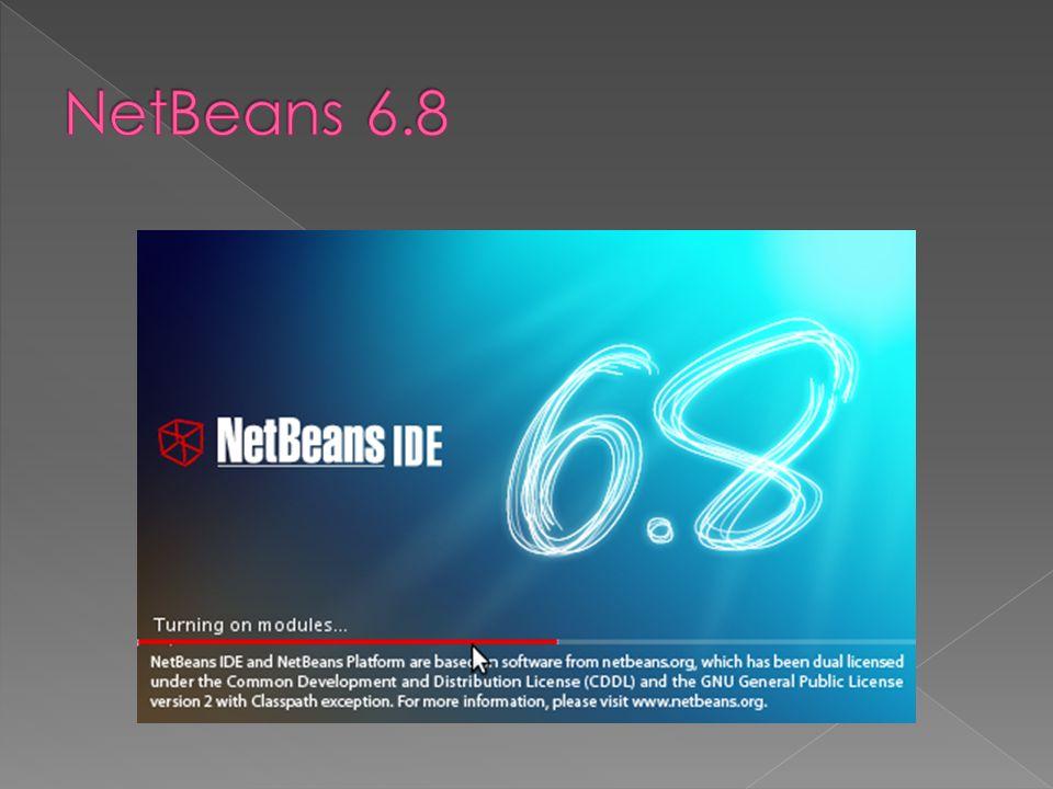 NetBeans 6.8