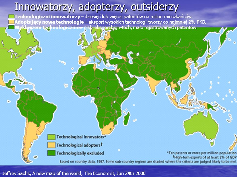 Innowatorzy, adopterzy, outsiderzy