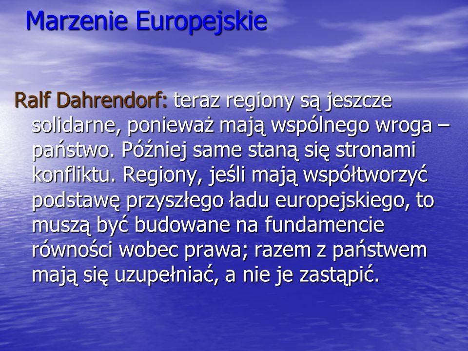 Marzenie Europejskie