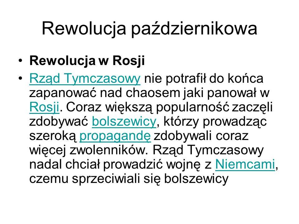 Rewolucja październikowa