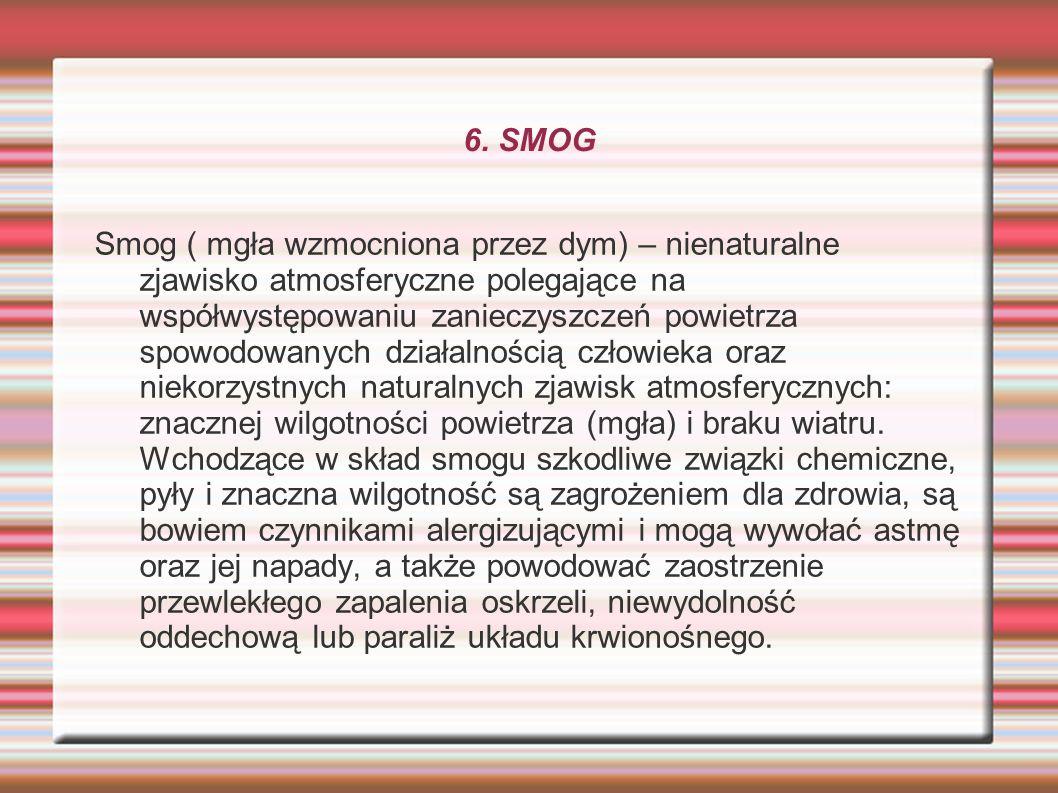 6. SMOG