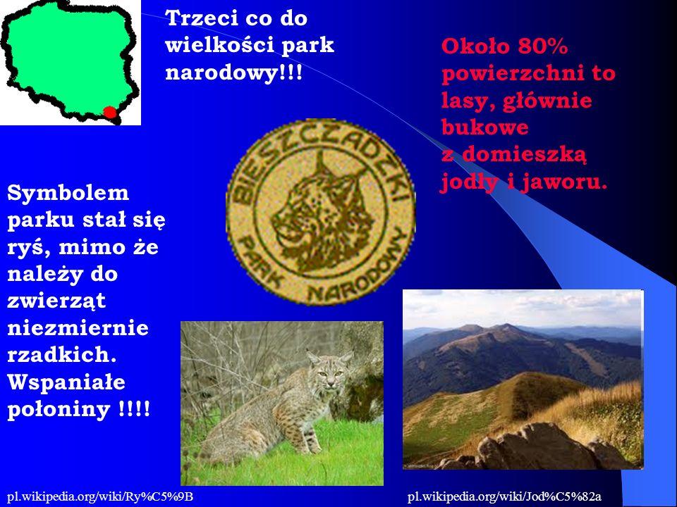 Trzeci co do wielkości park narodowy!!!
