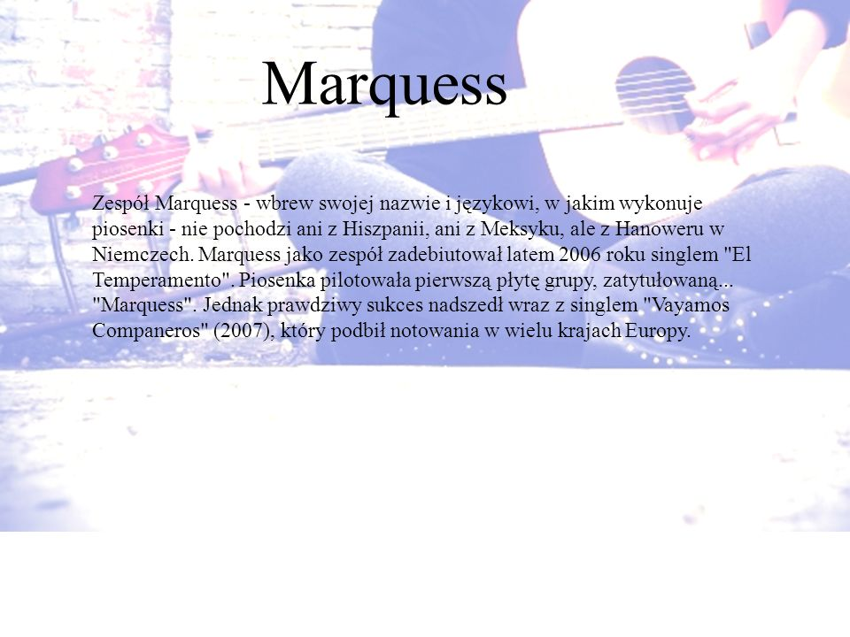 Marquess