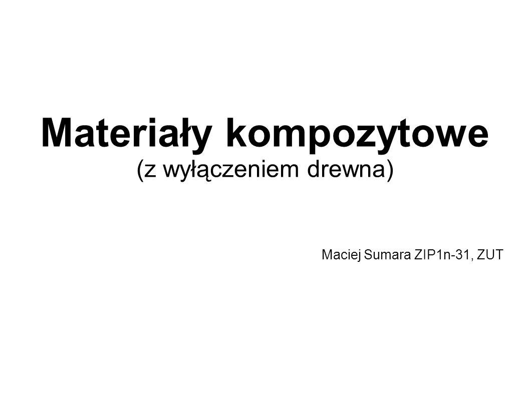 Materiały kompozytowe
