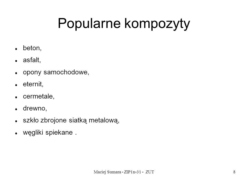 Maciej Sumara - ZIP1n-31 - ZUT