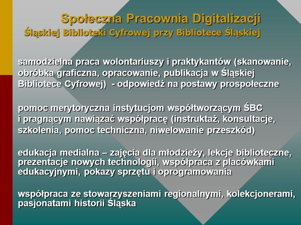Społeczna Pracownia Digitalizacji