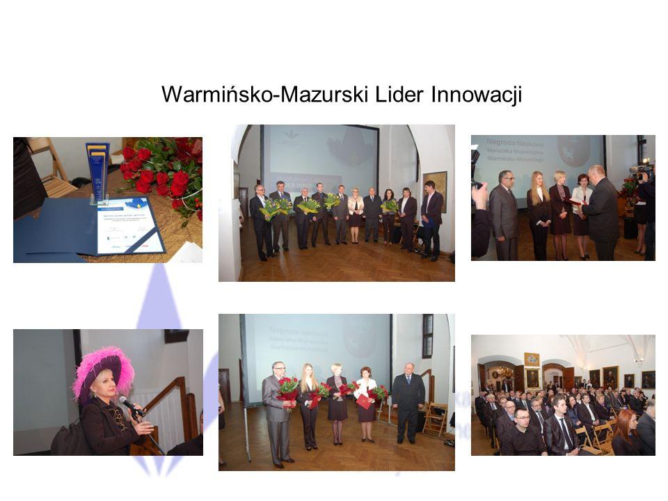 Warmińsko-Mazurski Lider Innowacji