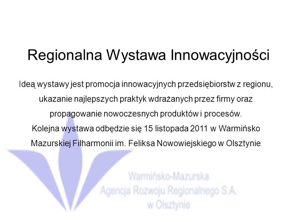 Regionalna Wystawa Innowacyjności