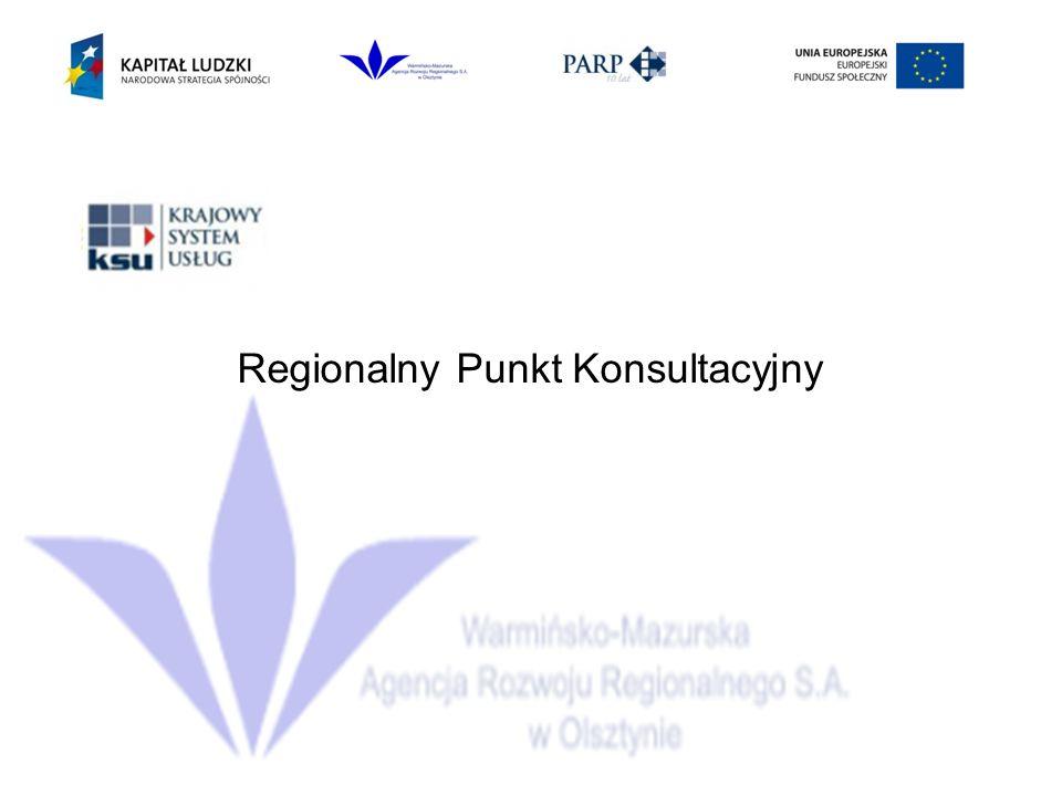Regionalny Punkt Konsultacyjny