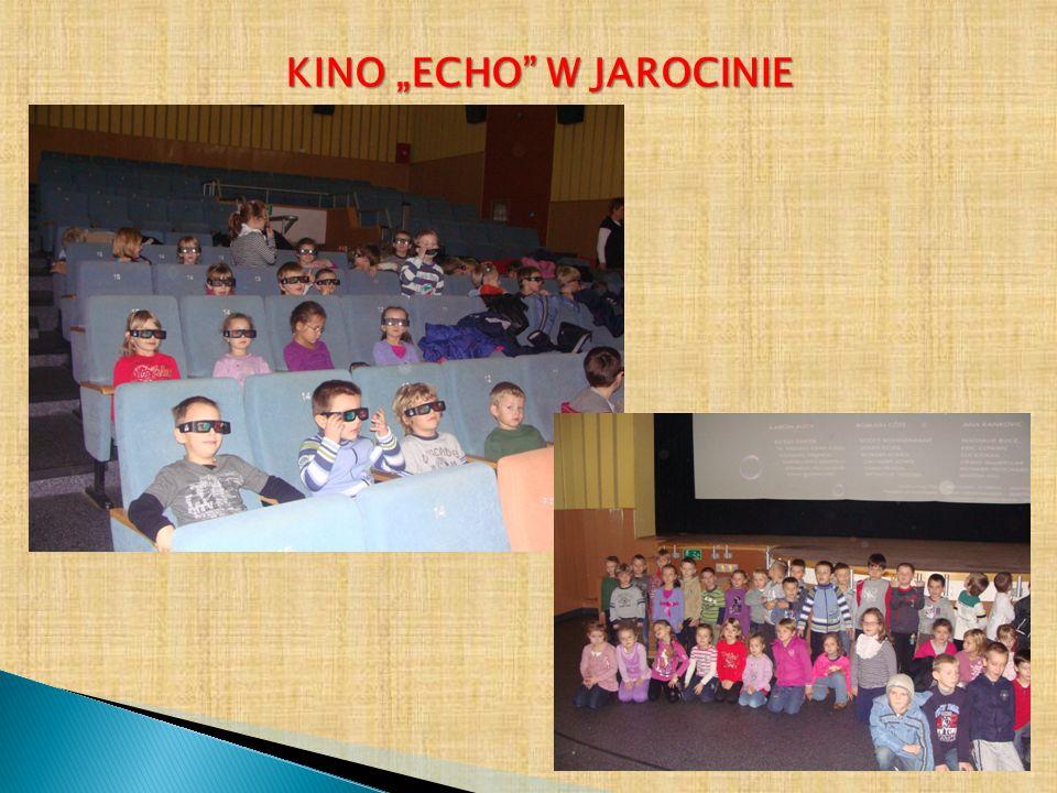"""KINO """"ECHO W JAROCINIE"""
