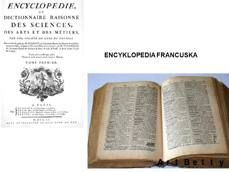 ENCYKLOPEDIA FRANCUSKA