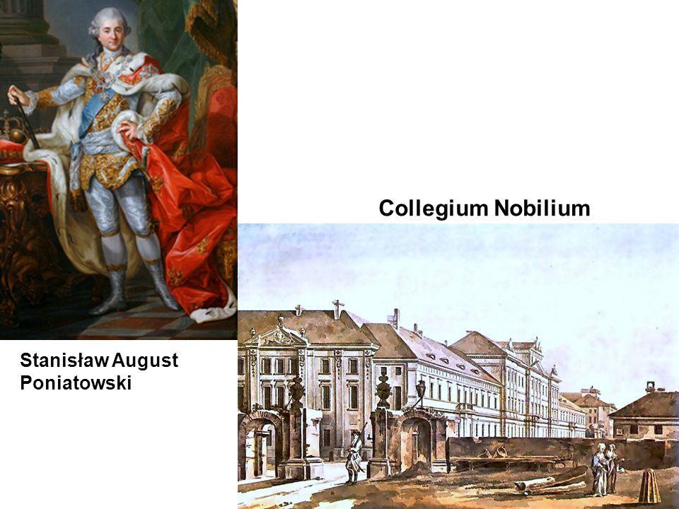 Collegium Nobilium Stanisław August Poniatowski