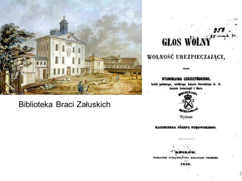 Biblioteka Braci Załuskich