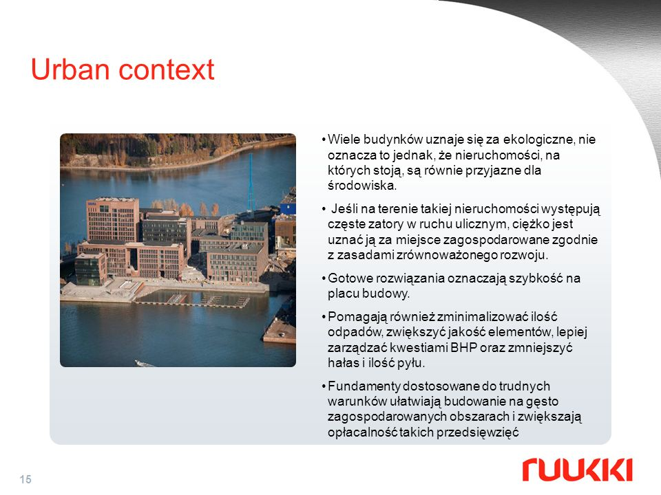 Kuvitukset Urban context.
