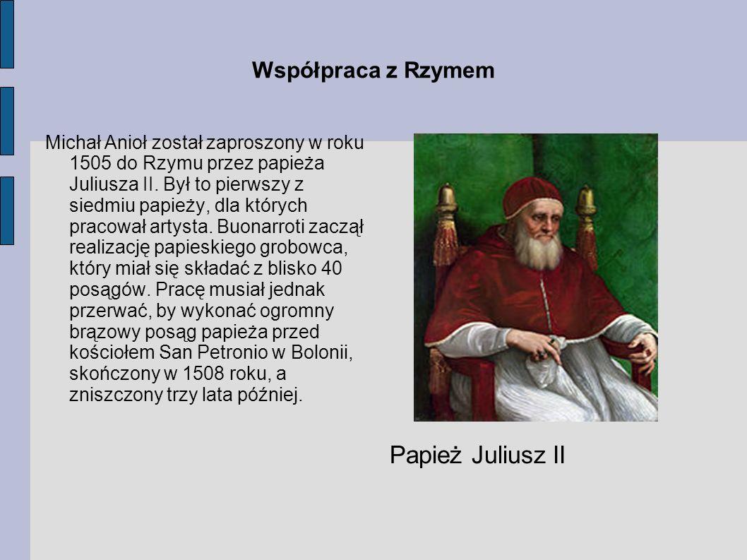 Papież Juliusz II Współpraca z Rzymem