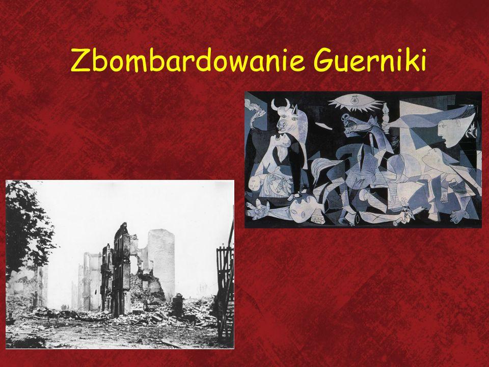 Zbombardowanie Guerniki