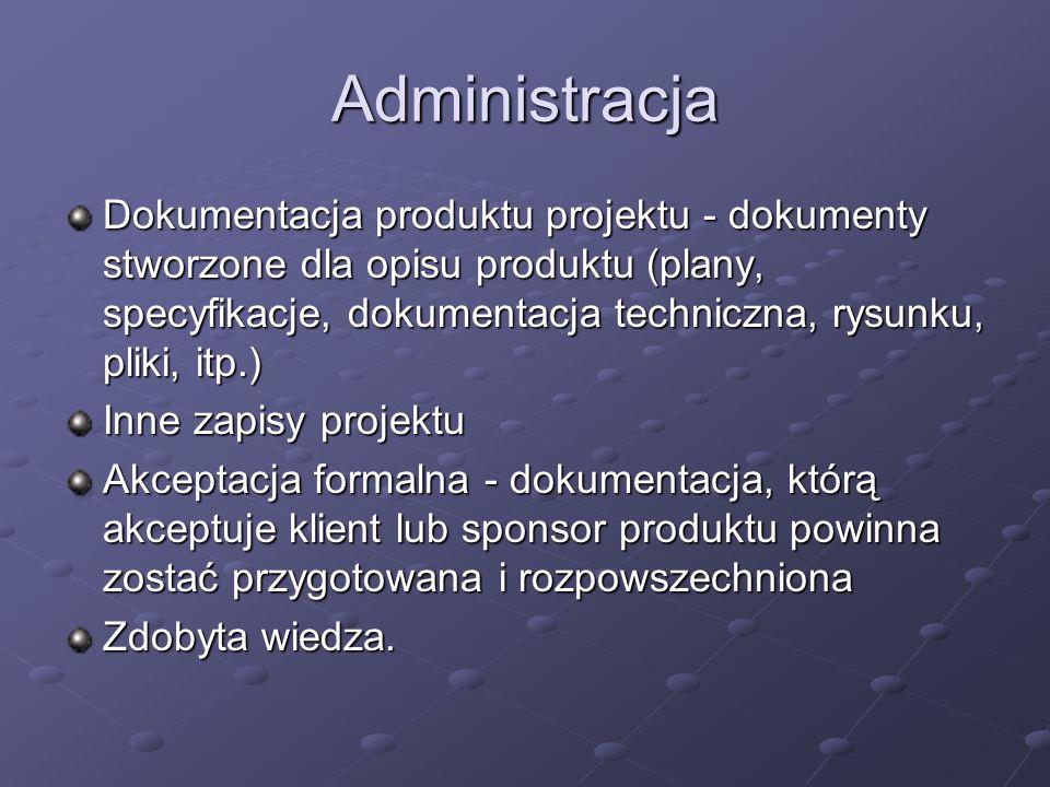 Administracja