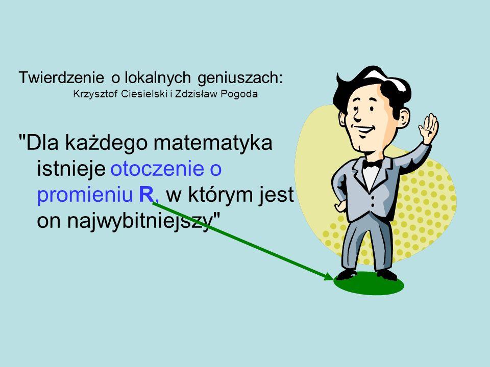 Krzysztof Ciesielski i Zdzisław Pogoda