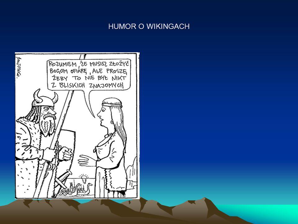HUMOR O WIKINGACH