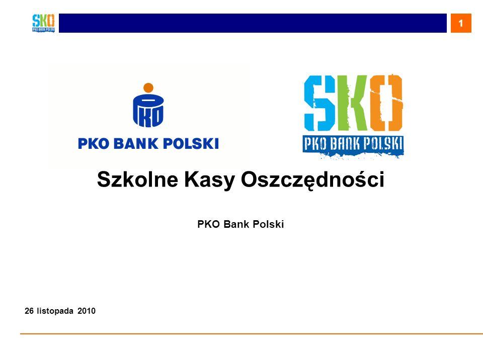 Szkolne Kasy Oszczędności PKO Bank Polski