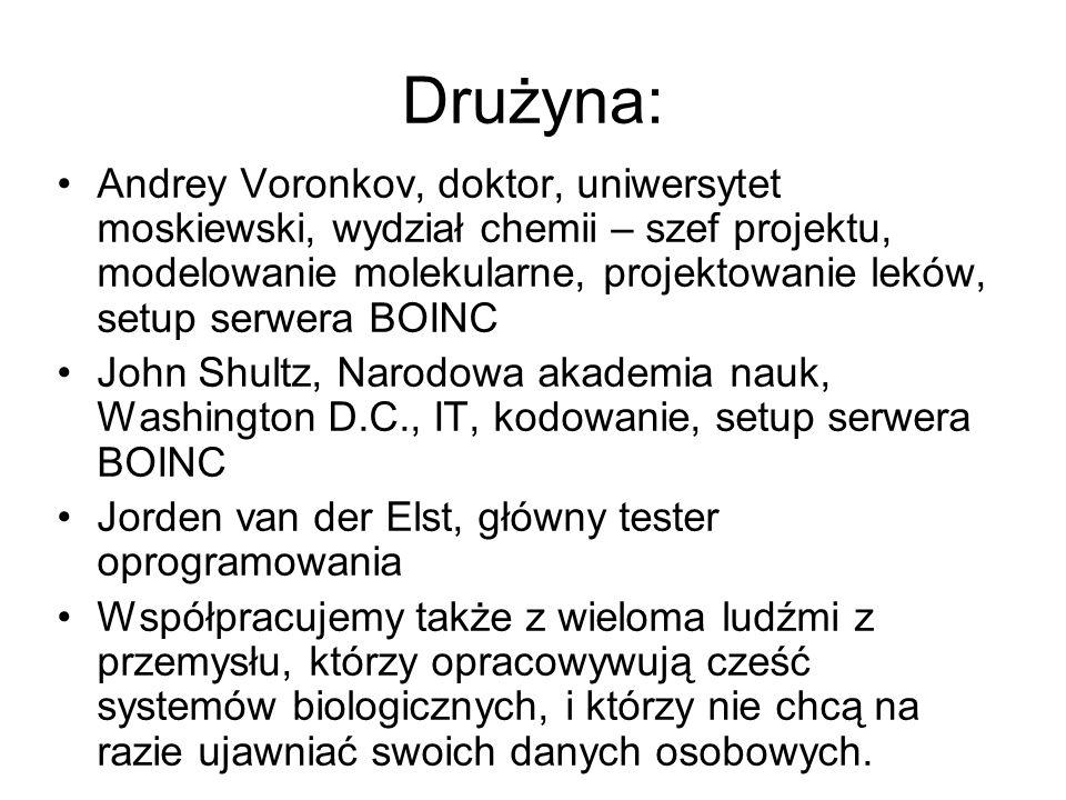 Drużyna: