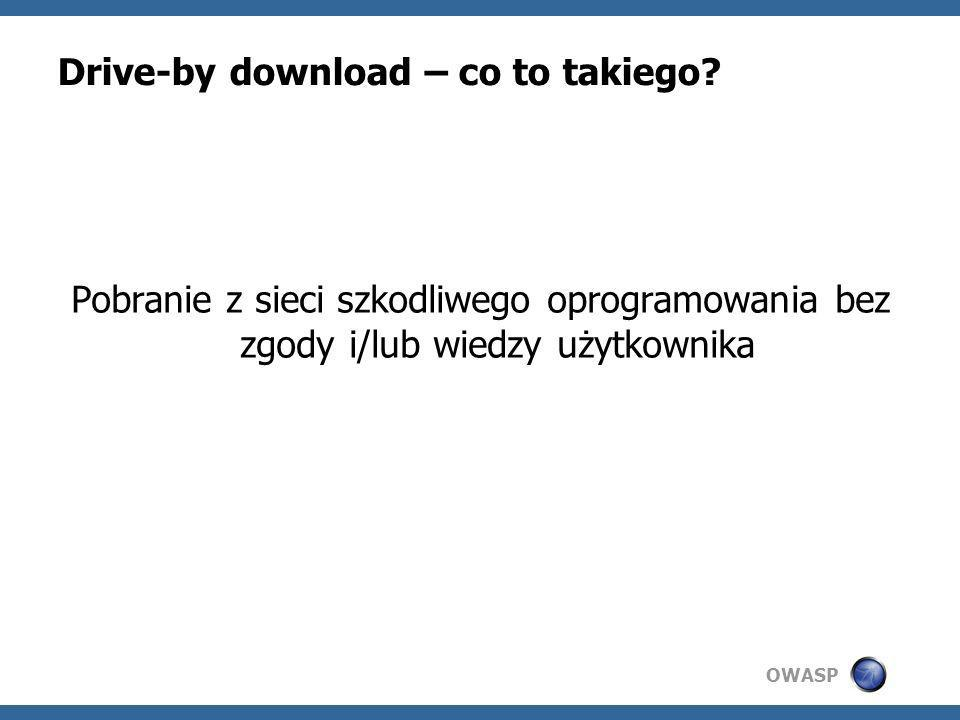 Drive-by download – co to takiego