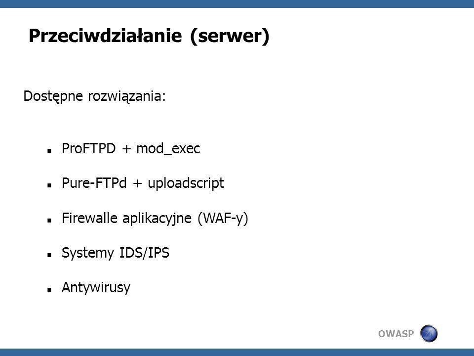 Przeciwdziałanie (serwer)
