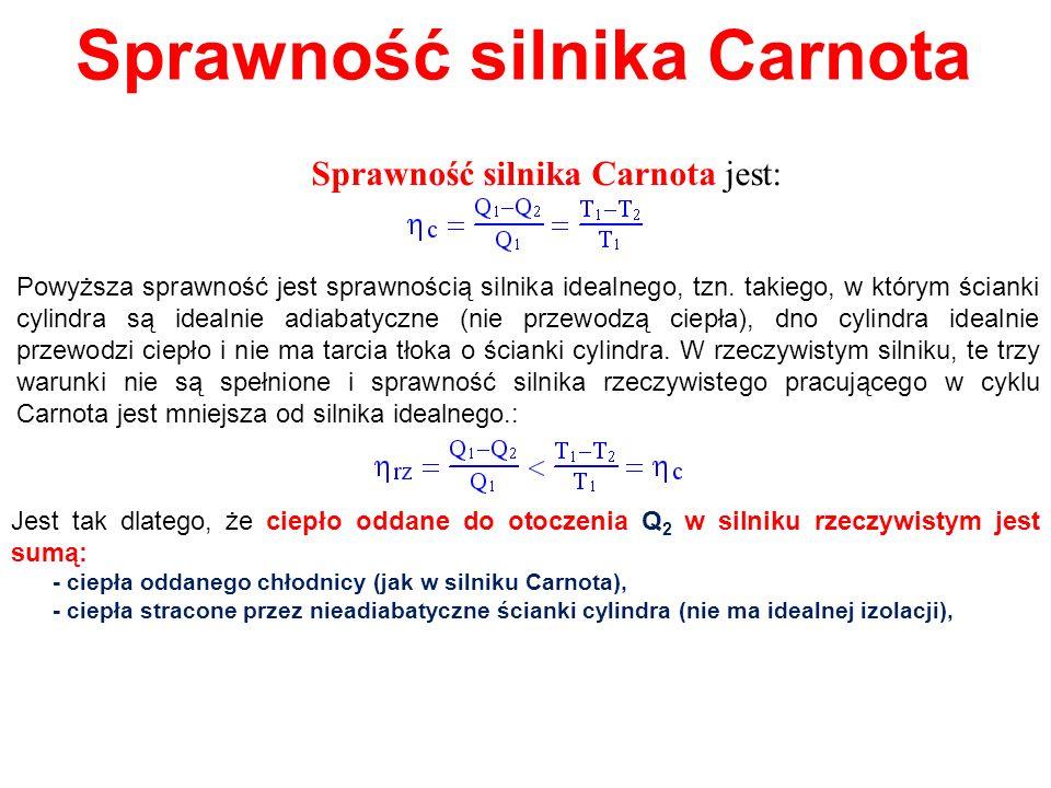 Sprawność silnika Carnota