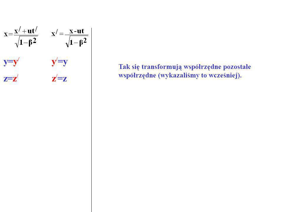 y=y/ y/=y z=z/ z/=z.