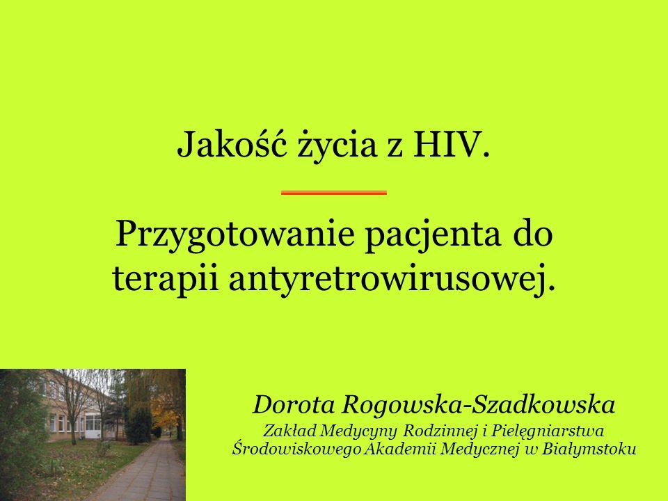 Dorota Rogowska-Szadkowska