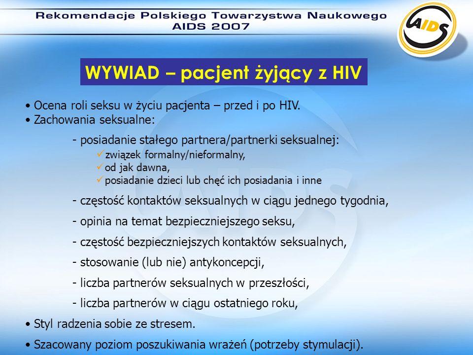 WYWIAD – pacjent żyjący z HIV