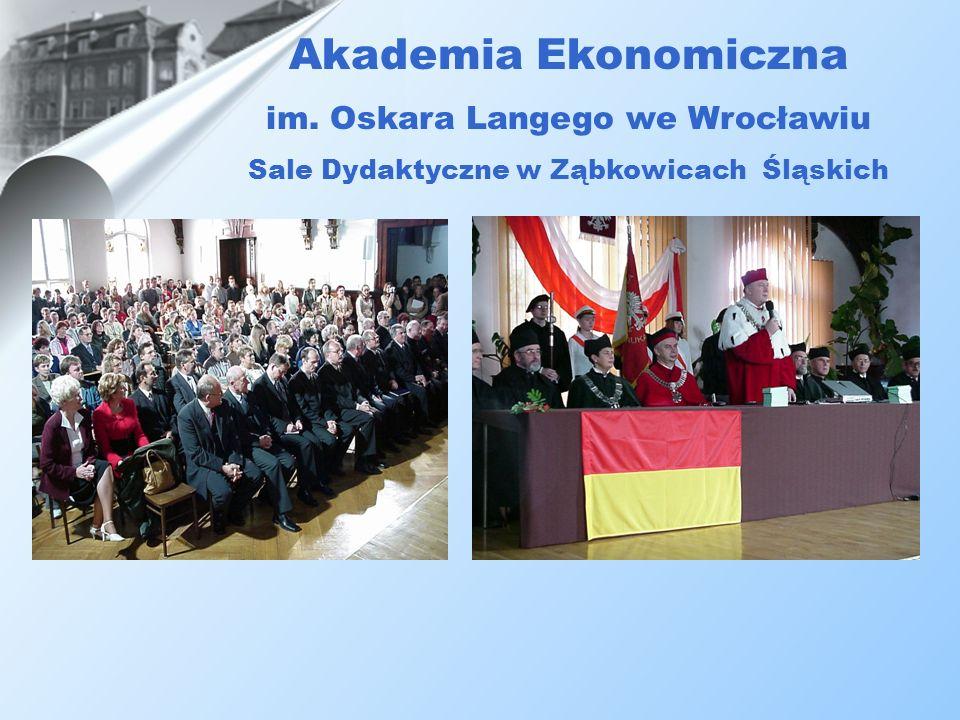 Akademia Ekonomiczna im. Oskara Langego we Wrocławiu