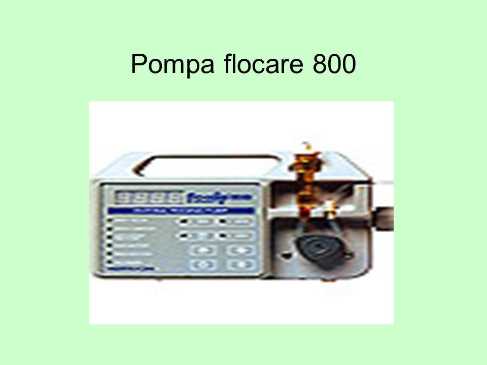 Pompa flocare 800