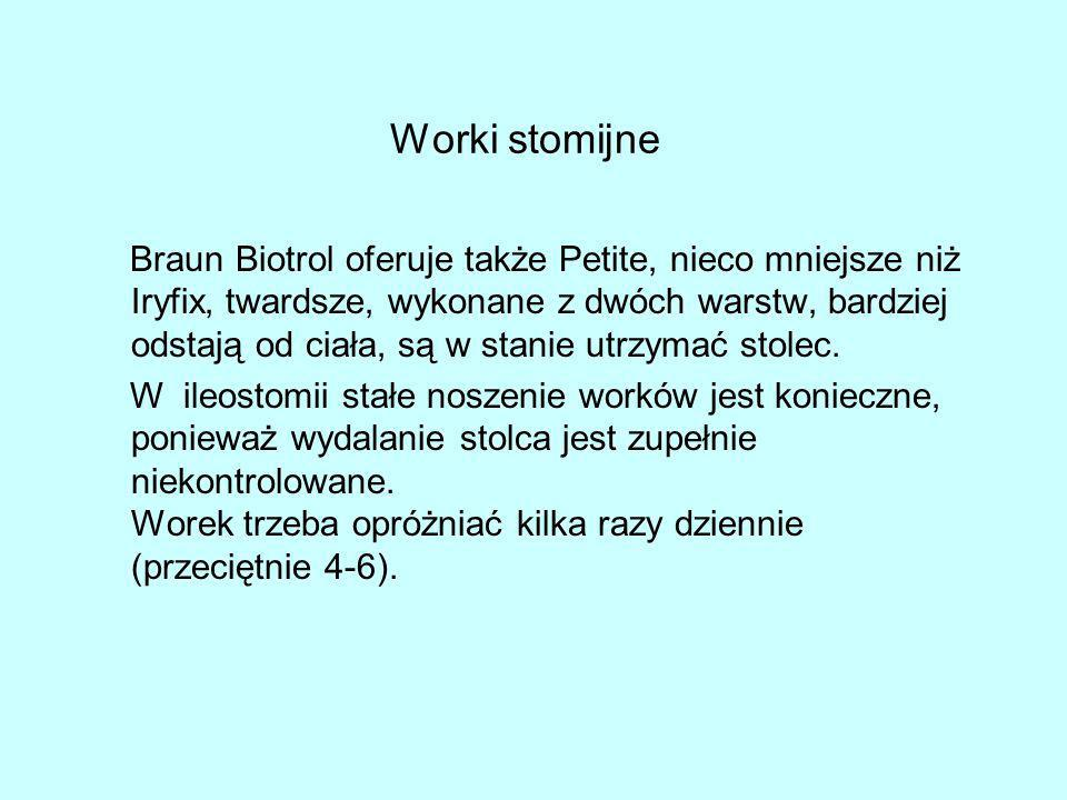Worki stomijne