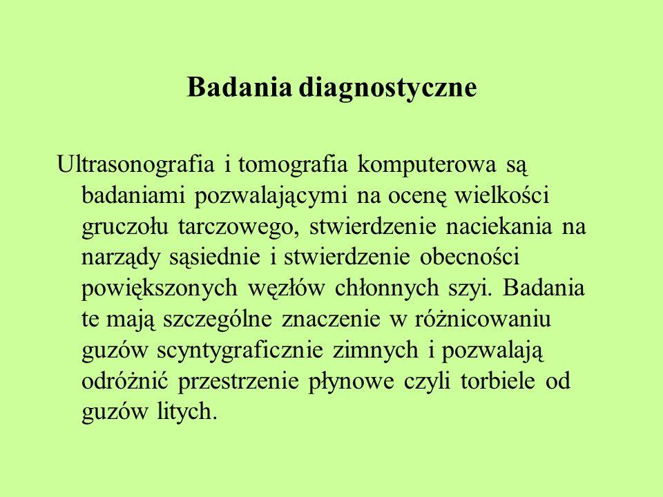 Badania diagnostyczne