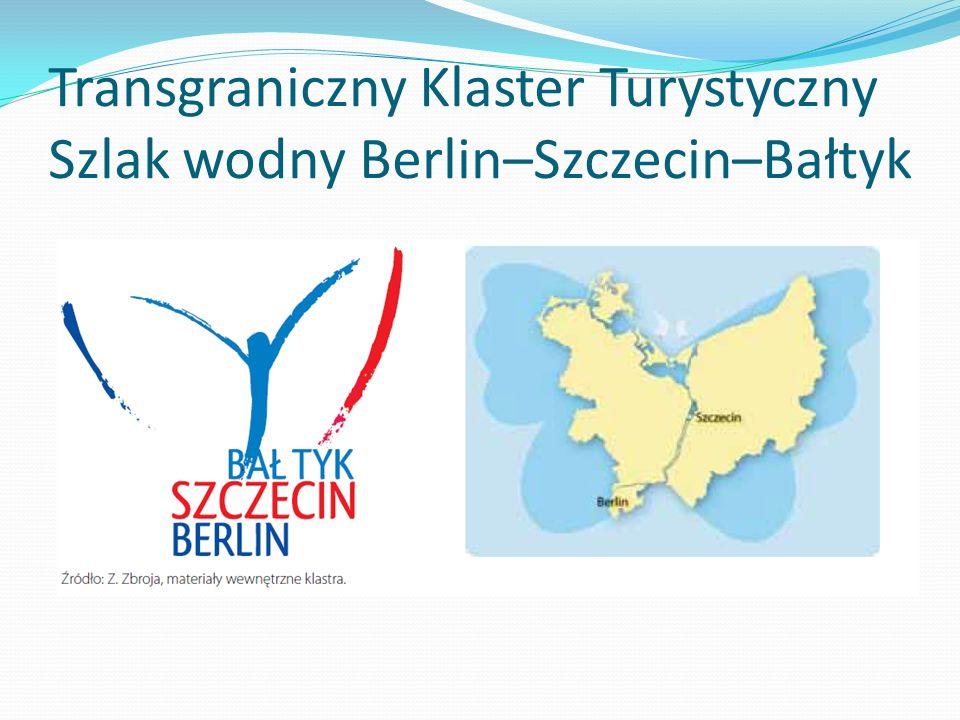 Transgraniczny Klaster Turystyczny Szlak wodny Berlin–Szczecin–Bałtyk