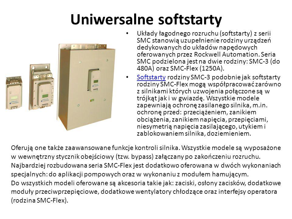 Uniwersalne softstarty