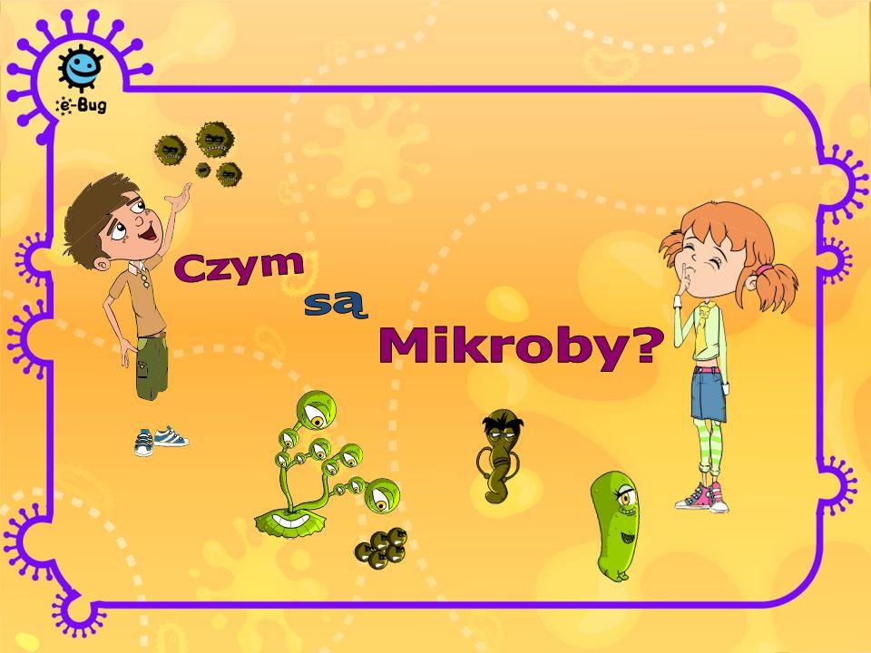 Czym są Mikroby