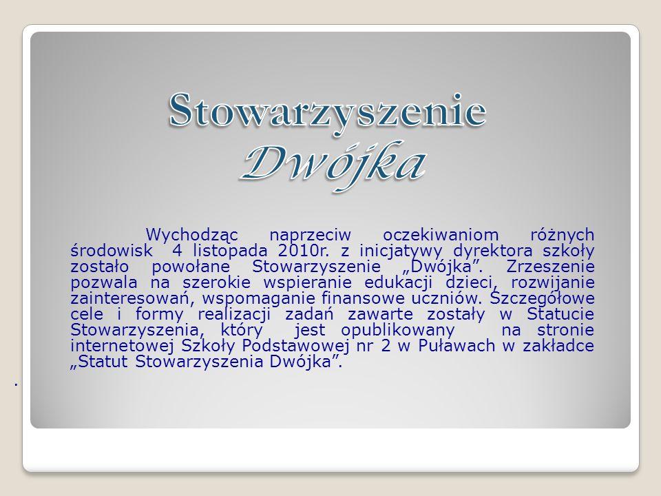 Stowarzyszenie Dwójka .