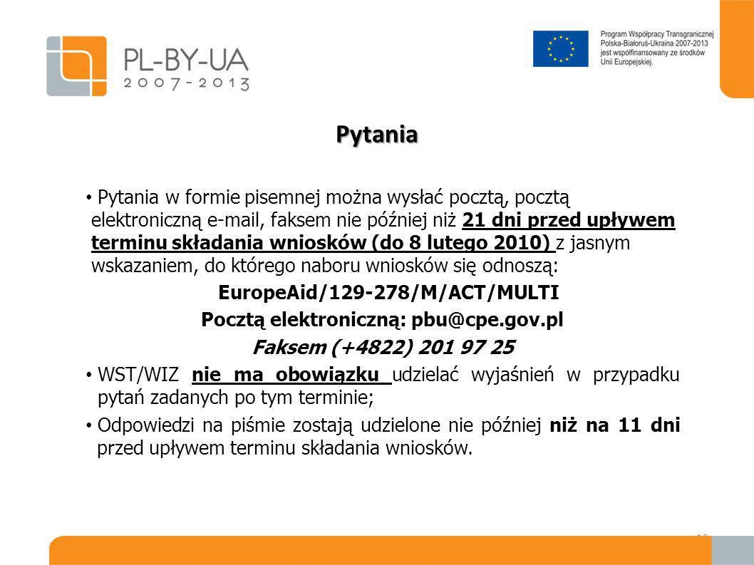Pocztą elektroniczną: pbu@cpe.gov.pl