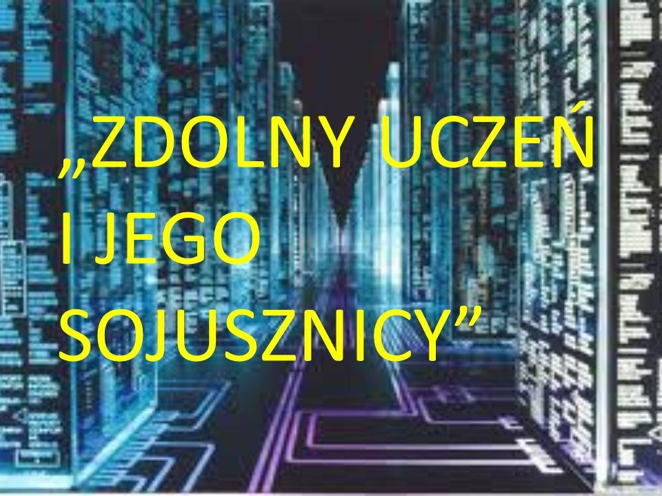 """""""ZDOLNY UCZEŃ I JEGO SOJUSZNICY"""